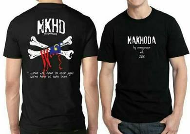 Baju T-Shirt Nakhoda limited Edition