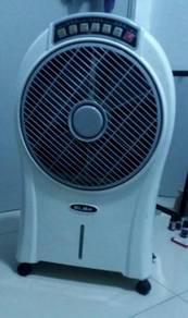 Elba cooling ionizer fan