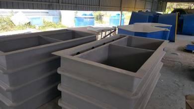 Aquaculture Bio-Filter Fiber Tank