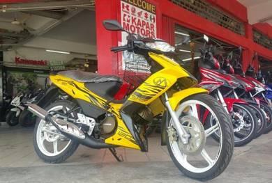 New Modenas Dinamik 120 2stroke YZ Full loan