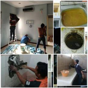 Plumber plumbing renovation tukang paip cat