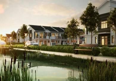 [Individual Title] Freehold NEW Cyberjaya Landed Terrace House 22x70