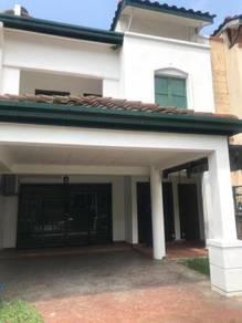 Double storey jalan kubah bukit jelutong near mosque