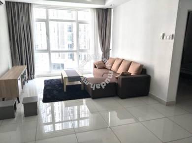 Central Residence Sungai Besi ( F/F, New Furniture, Below Market $ )