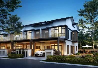 Projek baru teres ada balkoni dan 5 bilik 48xk sahaja shah alam