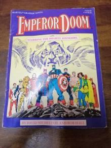 Emperor doom-starring the mighty avengers