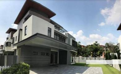 BRAND NEW 3 STOREY LONG BRANCH BUNGALOW Kota Kemuning Utama
