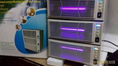 Strong Ionizer + UV Sterilizer W_7620A