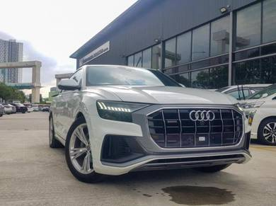 Recon Audi Q8 for sale