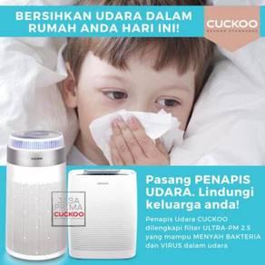 Penapis Udara / Air Purifier Cuckoo(w24)
