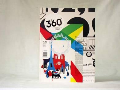 Design 360 - concept and design magazine n.32