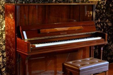 WAGNER HL125pw Piano 10 Yrs Factory Warranty