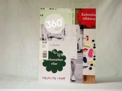 Design 360 - concept and design magazine n.35