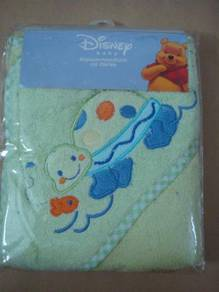 (KT 01)Disney BB/ Kids Bath Towels - Cutely Turtle