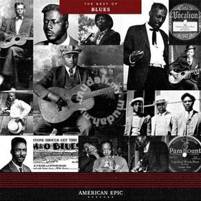 American Epic: The Best of Blues 180g LP