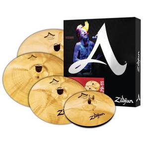 ZILDJIAN A Custom - Drum Cymbal Set