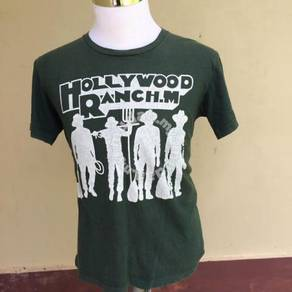 HR Market Hollywood Ranch Mkt Shirt Size S