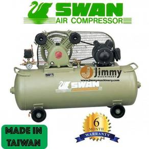 Swan SVP-202 2HP 85L Air Compressor Made in Taiwan