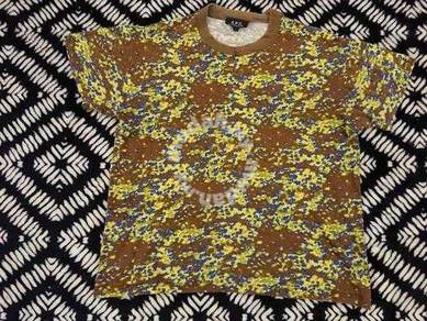 Apc t shirt camouflage size 2 fits to size m