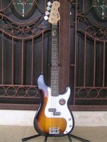 Squier California Srs P-Bass, Sunburst