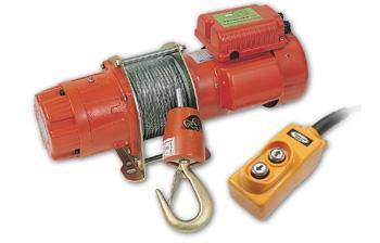 Come-Up Electric Wire Rope Winch