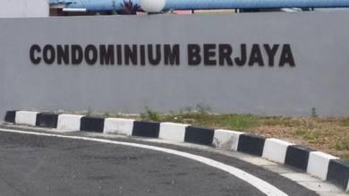Berjaya Condominium At Jalan Kampung Baru
