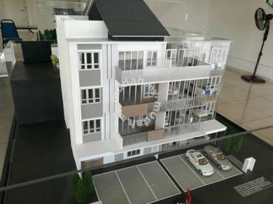 New semenyih freehold townhouse