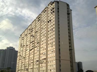 Desa Pinang 2, free parking, high floor, Jelutong