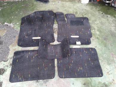 Carpet passo racy for myvi