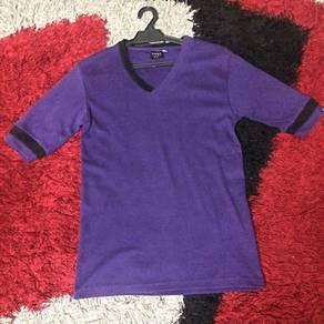 Zara Men Tshirt Purple