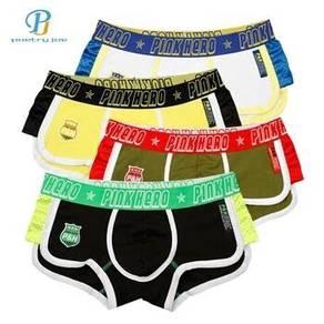 BX022 Promotion 4pcs Mens underwear
