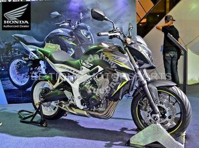Honda CB650F SE 649cc 90HP New Year Promotion