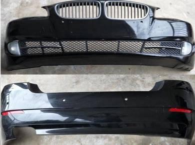 Standard & Original BMW 520i, Rear & Front Bumper