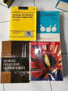 Buku untuk chemical engineers