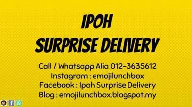 Surprise ulu kinta delivery