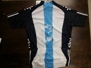 Basikal Sky New Bicycle Jersey&Pants - Factory
