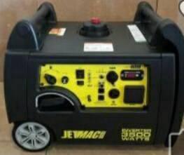Jetmac 3.5kW JI3500 Silent Inverter Generator