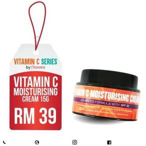 Vitamin c moisturising cream 15g
