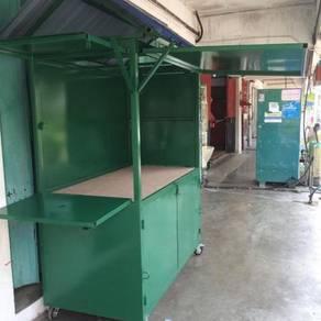 Stall Niaga , Mobile Stall , Portable Stall