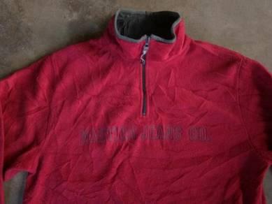 Nautica fleece sweater size l