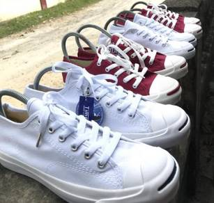 Converse Jack Purcell Timeline