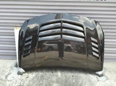 Mercedes W176 Carbon Bonnet Hood VARIS
