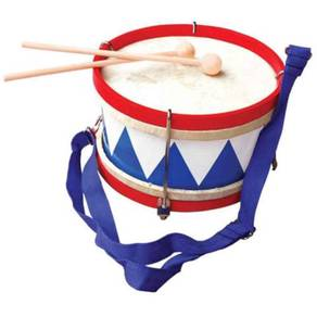 Kids Marching Drum With Beaters
