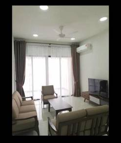 Country garden danga bay/ jb town/ ciq /3 bed seaview fully