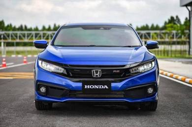 Civic fc facelift 2020 front bumper bodykit