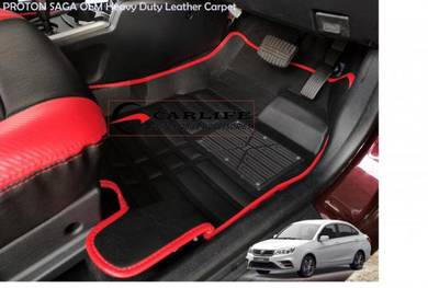 NEW PROTON SAGA Heavy Duty Leather Carpet OFFER