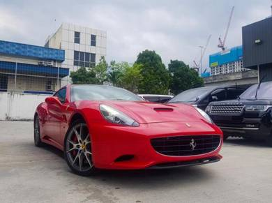 Used Ferrari California for sale