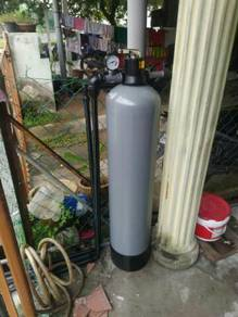 Jenis Fibre / Stainless steel water filter outdoor