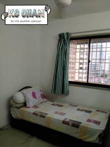 [WHERE TO FIND] Taman Serina FULLY FURNISHED Super Rare 650sf Jelutong