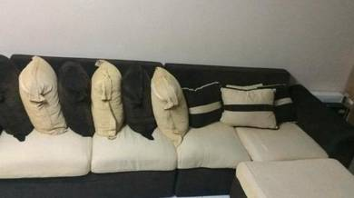 Sofa Original Fabric Chair 4 seater